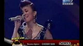when you believe - agnes monica