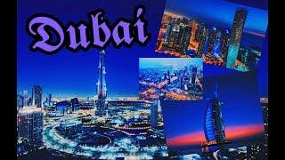 VLOG: ДУБАЙ 2019. ДУБАЙ - город будущего. Путешествие по Объединённым Арабским Эмиратам. Часть 1.