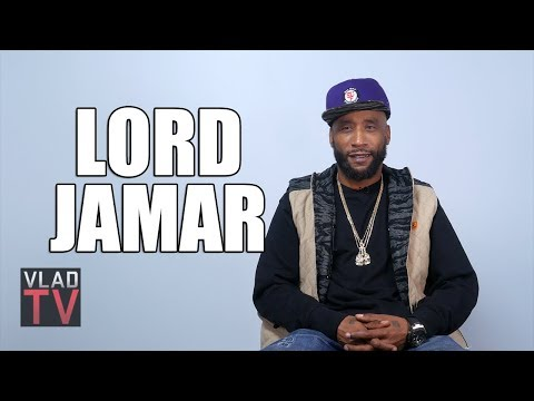 Lord Jamar Likes Eminem's Cypher, Not Black Guys Standing Behind White Guy (Part 1)