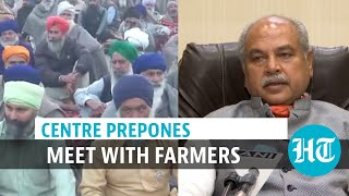 'Delhi chalo': Centre invites farmers for talks today as protests intensify