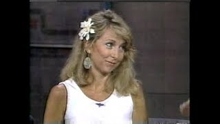 Teri Garr Collection on Letterman, Part 2 of 5: 1985-1986
