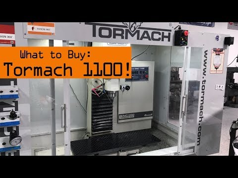 What to Buy: Tormach PCNC 1100 CNC Mill - NYC CNC