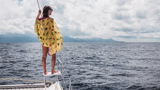 BORA BORA BABY! Sailing On Island Time || Society Islands French Polynesia