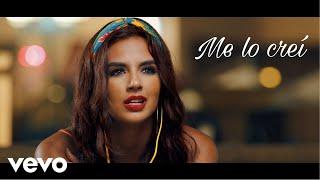 Dayanara - Me lo creí (Video Oficial)