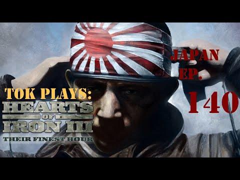 Tok plays HoI3 - Japan ep. 140 - Kryvyi Rih
