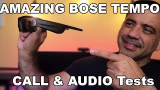 Amazing NEW 2020 Bose Frame Tempo Sport Review with Audio & Call Quality Test