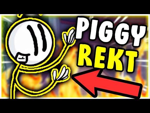 PIGGY MEME REVIEW #23 👏👏