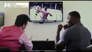 """Robin's Breakdown with Anthony """"Rumble"""" Johnson - KO's of Glover Teixeira & Alexander Gustafsson"""