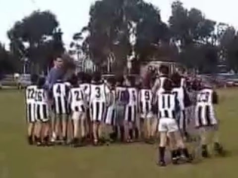 2000 07 16 Rex Gavan AFL footy Parkside lightning premiership part 1