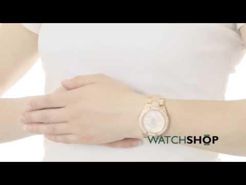 Guess Ladies' Viva Chronograph Watch (W0111L3)