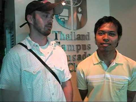 Interview with Marty - Thailand Campus Crusade for Christ Staff