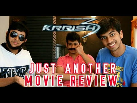 JUST ANOTHER MOVIE REVIEW - Krrish 3