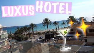 Luxus Hotel-Roomtour...Mallorca, wir kommen! ☀️