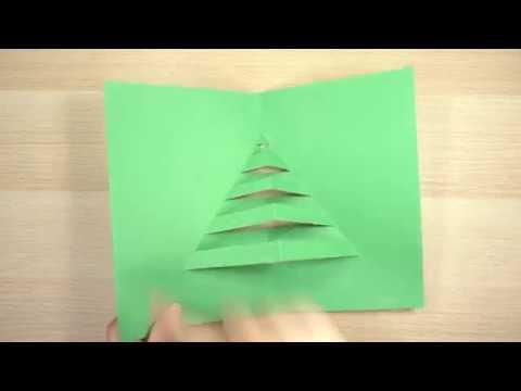 Pop Up Tree Card