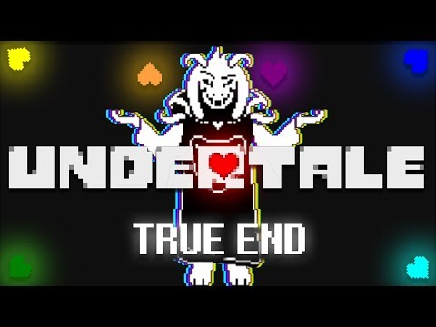 UNDERTALE Pacifist Run TRUE ENDING: Let's Save The World! (PS4 LIVESTREAM)