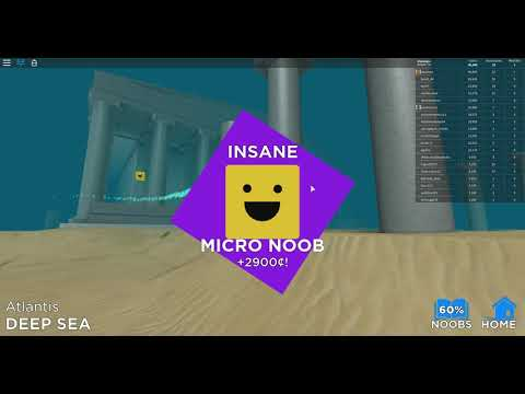 Roblox Find The Noobs How To Find Every Noob In Deep Sea Roblox Find The Noobs 2 Youtube