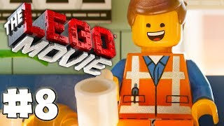 THE LEGO MOVIE VIDEOGAME - LEGO BRICK ADVENTURES - Part 8 - ASSEMBLE! (HD Gameplay Walkthrough)