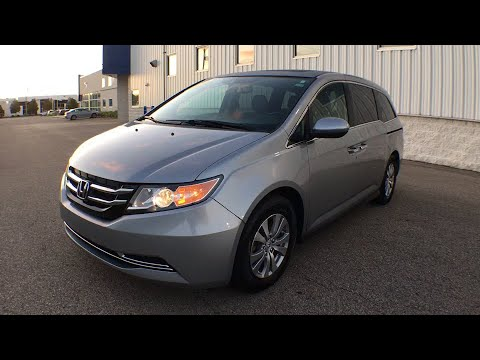 2017 Honda Odyssey Muskegon, Grand Rapids, Kalamazoo, Holland, Grandville, MI 19H414A
