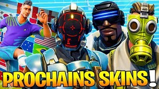 MORE THAN 30 NEW SKINS AND EMOTES on Fortnite: Battle Royale!