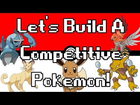 Pokemon Nu Team Building Guide