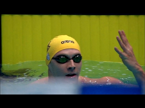 Highlight: Cal's Ryan Murphy wins fourth-consecutive NCAA title in 100 backstroke