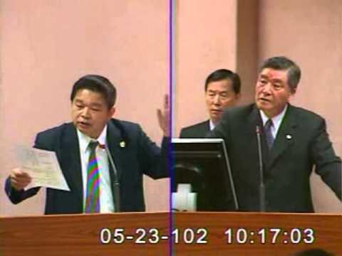 2013-05-23 蔡煌瑯 發言片段, 第8屆第3會期外交及國防委員會第28次全體委員會
