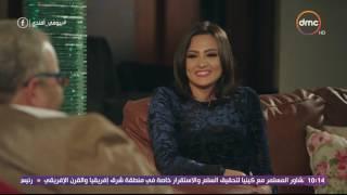 بيومي أفندي - بيومي فؤاد لـ بشرى ... أول مرة أمثل في حياتي كان معاكي في شباب أون لاين