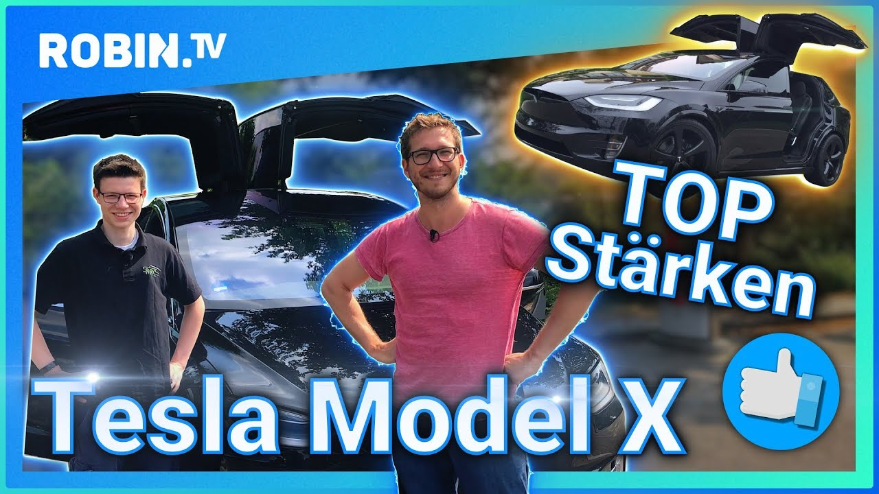 Download Tesla Model X - Die Top👍🏻 Funktionen mit Robin Engelhardt