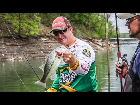 Scott Canterbury Reveals His Winning Secrets On Beaver Lake