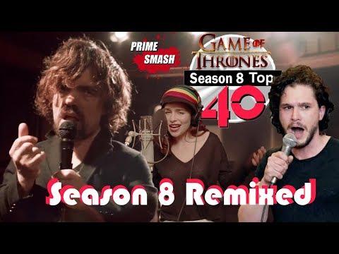 Game of Thrones Season 8 Top 40 Musical Memes : PRIME SMASH