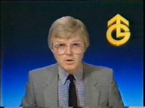 Granada TV closedown with Graham James, 29 May 1985