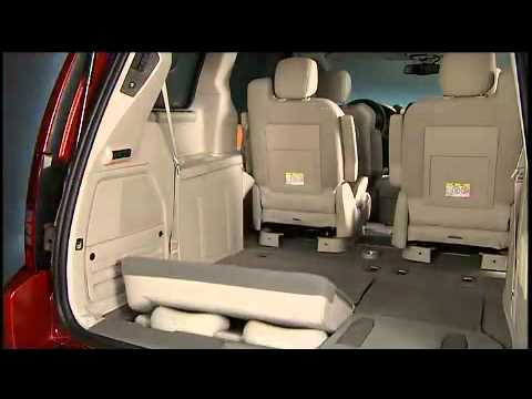 Dodge Caravan Seating >> 2011 Chrysler Town and Country | Third Row Power Seat Switch - YouTube