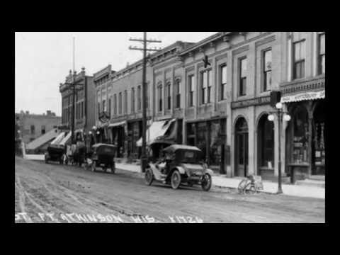 Fort Atkinson Wi.  The Early Years In Pictures,.....