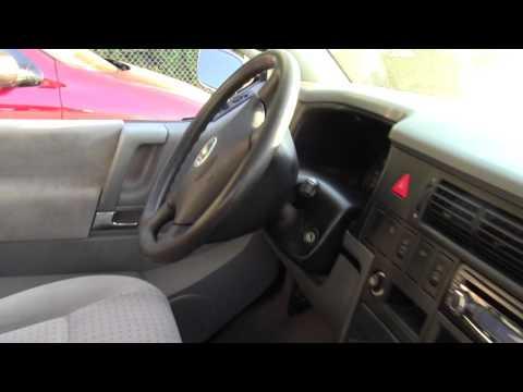 RARE 2003 Volkswagen Euro Van (Stock #96012) at Sunset Cars of Auburn