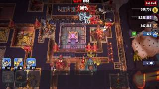 2017-02-15 Dungeon Keeper Exclusive Survival Raid - Magmaw HD 1080p