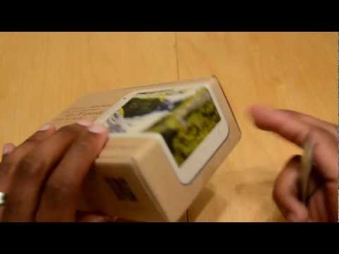 HTC EVO 4G LTE White (Sprint) Unboxing