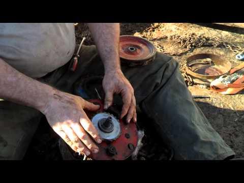 Chain hoist repair