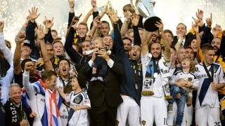 MLS CUP 2012 HIGHLIGHTS - LA Galaxy vs Houston Dynamo, December 1, 2012