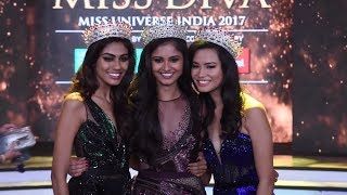 Yamaha Fascino Miss Diva Miss Universe India 2017: Crowning Moments
