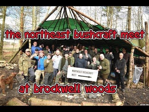 the northeast bushcraft meet 2018
