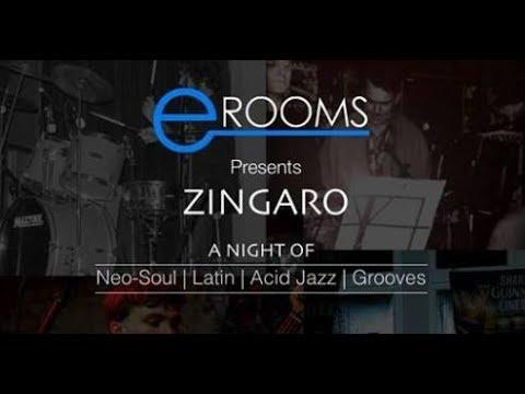 Zingaro @ E ROOMS - 20/10/17 - Part 1