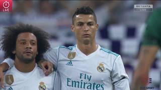 Реал Мадрид - Бетис, Прямая трансляция.\ Real Madrid - Betis - LIVE 20.09.2017 Сенсация!