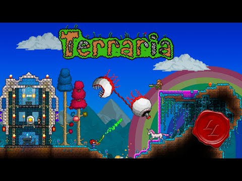 Terraria Review - Greatest Video Game of All Time?