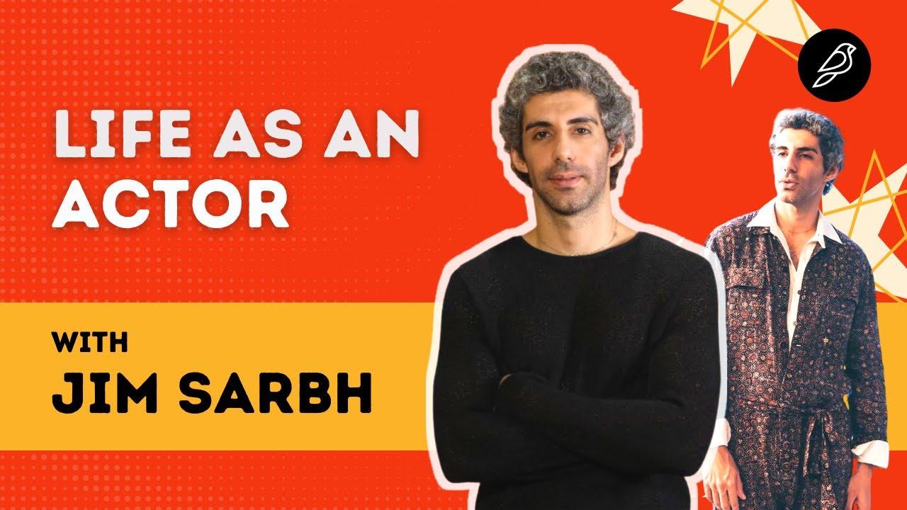 Life as an Actor - Jim Sarbh (Neerja, Sanju, Padmavat)