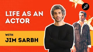 Life as an Actor | Jim Sarbh Interview | Diorama IFF