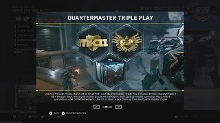 "*NEW* QRTR MSTR HACK ""Triple Play"" Key GRIND LIVE!"