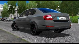 City Car Driving 1.5 - Skoda Octavia VRS 2.0 TSI 2014 | + Download [LINK] | 1080p & G27