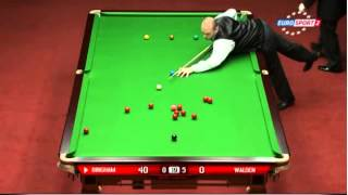 Stuart Bingham 147 Break against Ricky Walden [Wuxi Classic Final 2012]