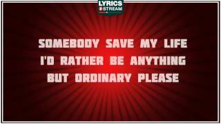 Anything But Ordinary - Avril Lavigne tribute - Lyrics Mp3