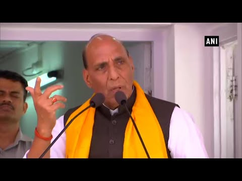 'When was Kashmir ever a part of Pakistan?': Rajnath Singh in Leh